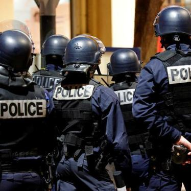 France: Prolonged Emergency State Threatens Rights