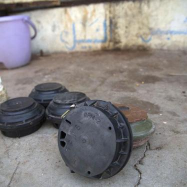 Yemen: Houthi Landmines Claim Civilian Victims
