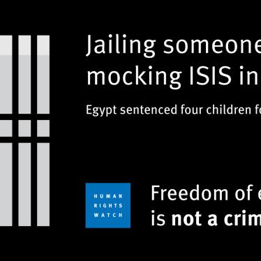Egypt: Reverse Blasphemy Sentences Against Christian Children