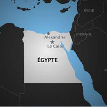 Égypte : Des mineurs auraient été torturés ou victimes de « disparitions »