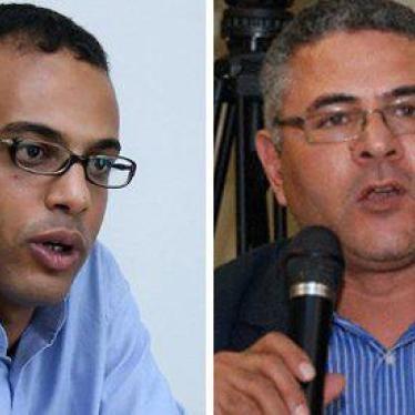حقوقيو مصر تحت خطر المحاكمة