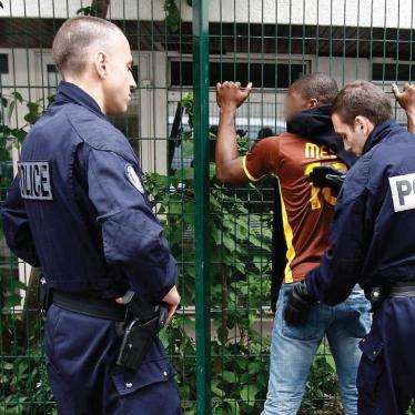 Urgent Action Needed on Ethnic Profiling in Police Checks in France