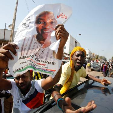 Gambia: Long-Time President Defeated in Election