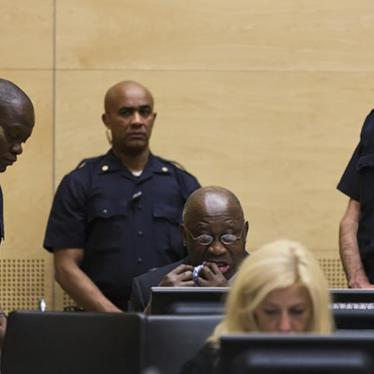 The Laurent Gbagbo and Charles Blé Goudé Trial