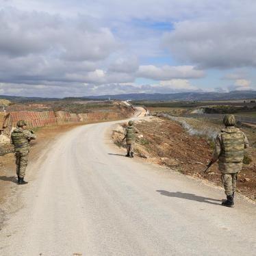 Turquie : Des gardes-frontières ont tué et blessé des demandeurs d'asile syriens