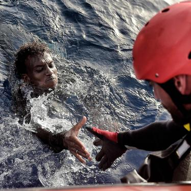 EU: Boat Migration Demands Shared Responsibility