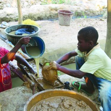 Mercury Rising: Gold Mining's Toxic Side Effect