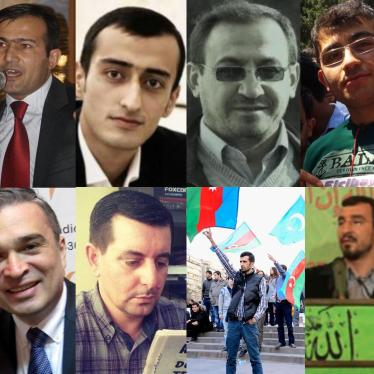 Azerbaijan: Sustained Crackdown