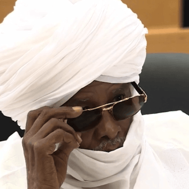 Dispatches: Hissène Habré Sentenced to Life for Atrocities