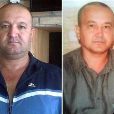Uzbekistan: Investigate Death in Custody, Torture