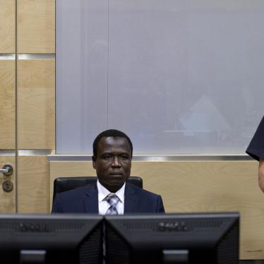 Questions and Answers on the  LRA Commander Dominic Ongwen and the ICC