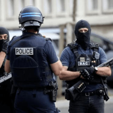 France's Counterterrorism Bill Normalizes Emergency Practices