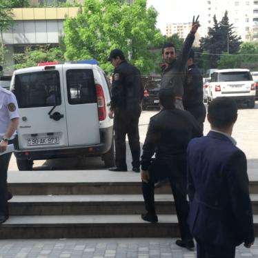 Azerbaijan: Activists Face Bogus Drug Charges