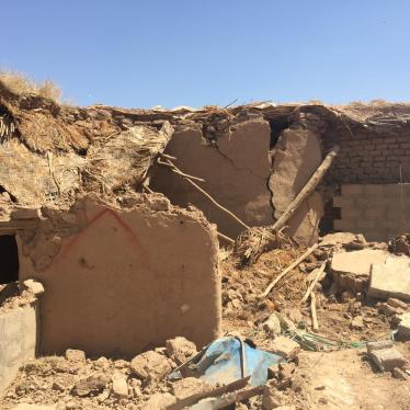 Iraqi Kurdistan: Arab Homes Destroyed After ISIS Battles