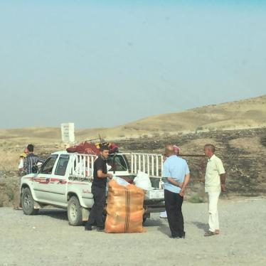 Iraq: KRG Restrictions Harm Yezidi Recovery