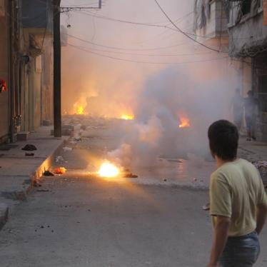 Syria/Russia: Incendiary Weapons Burn in Aleppo, Idlib