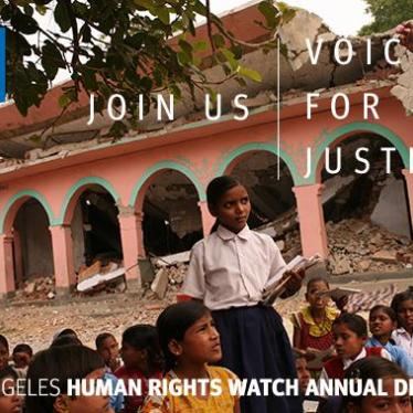 Voices for Justice Annual Dinner | Tuesday, November 15, 2016