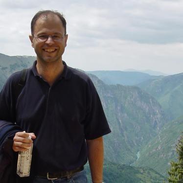 Montenegro: Release Journalist Pending Trial