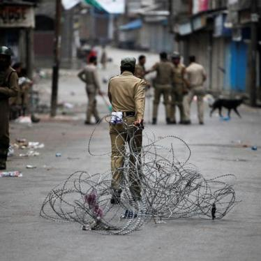 India: Investigate Use of Lethal Force in Kashmir
