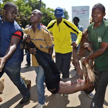 Kenya: Police Killings During Protests