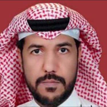 Saudi Arabia: Sentence Over, Activist Still Held