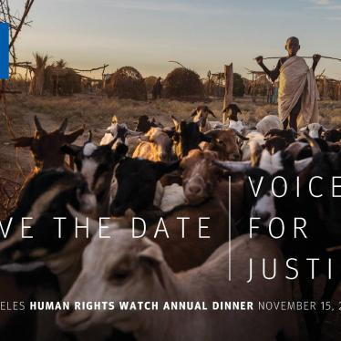 2016 VOICES FOR JUSTICE DINNER