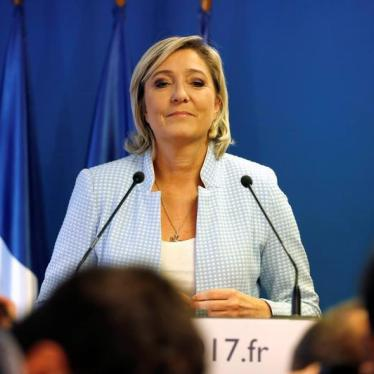 France's Le Pen Calls for Foreign Children to be Denied Free Education