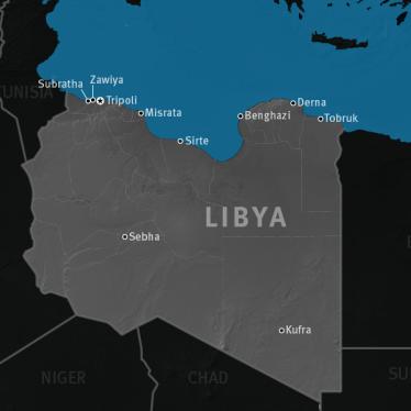 ليبيا: إعدام جماعي خارج القضاء