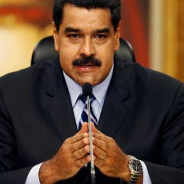 Venezuela: Revoke Emergency Decree