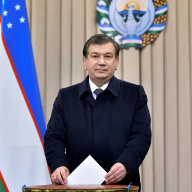 Uzbekistan: Human Rights Agenda for the New President