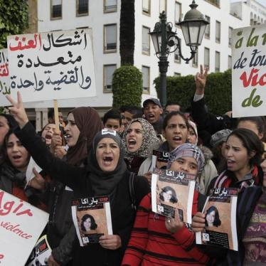 Morocco: Tepid Response on Domestic Violence