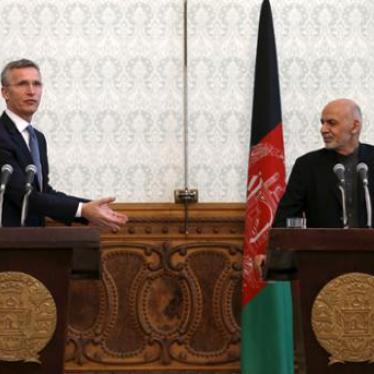 Afghanistan: NATO Should Strengthen Civilian Protection