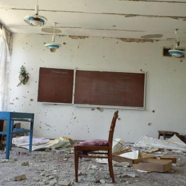 Wat doet Nederland voor veilige scholen wereldwijd?