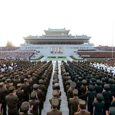 North Korea: Rights Catastrophe Deepens