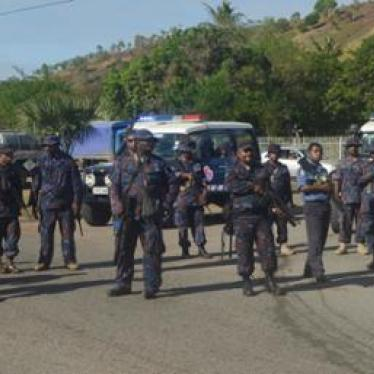 Papua New Guinea: Fight Corruption and Police Brutality
