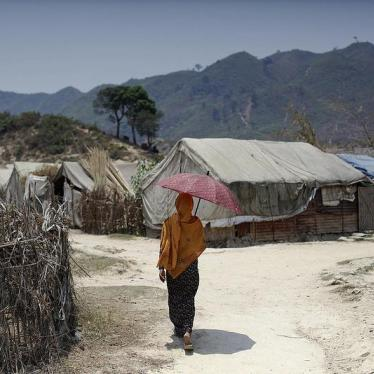Burma: Ensure Freedoms for All in Arakan State