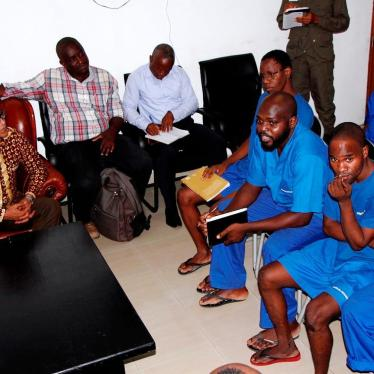 Comunicação: Nuvem Negra Paira sobre Ativistas e Prisões de Angola
