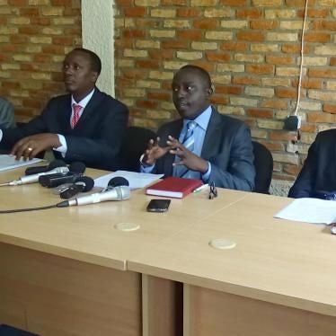 Le gouvernement burundais accentue la répression par crainte de la dissidence