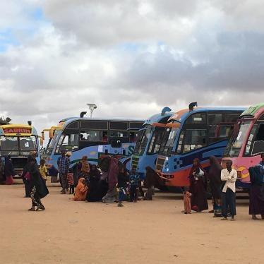 Kenya : Retours involontaires de réfugiés vers la Somalie