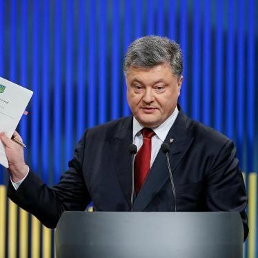 Ukraine: 17 Russian Journalists Banned