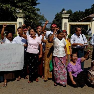 Burma: Political Prisoner Amnesty Falls Short