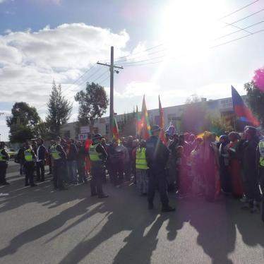 Australia: Protests Prompt Ethiopia Reprisals
