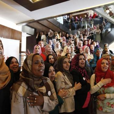Dispatches: As Peace Talks Proliferate, Women Excluded