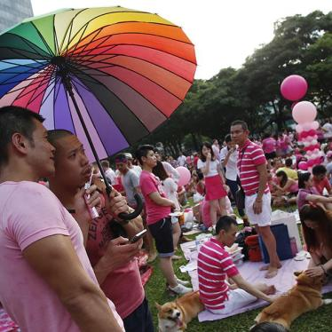 敌视LGBT对新加坡商业有害无利