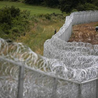 Bulgaria: Pushbacks, Abuse at Borders
