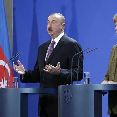 Azerbaijan: Berlin Should Urge More Prisoner Releases