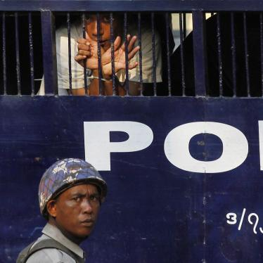 Birmanie : Démanteler l'infrastructure législative de la répression