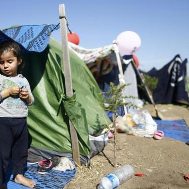 UE: Não envie os sírios de volta à Turquia