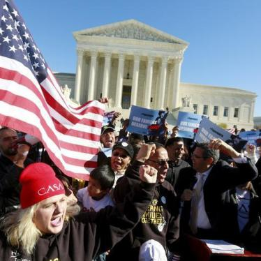 US: Supreme Court Ruling Endangers Immigrants
