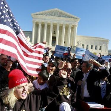 美国:最高法院判决危害移民